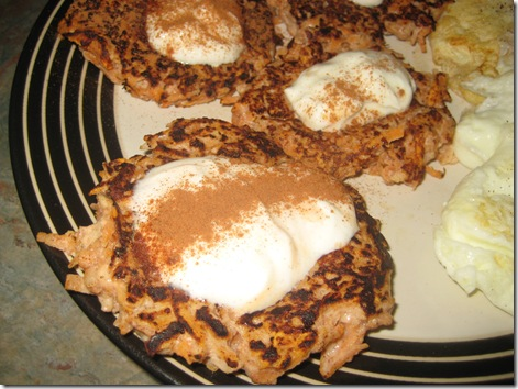 sweet potato pancake 013