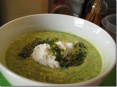zucchini soup 018